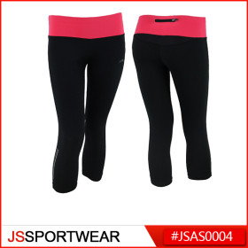 Women Girls Yoga Sports Pants Yoga Sportwear