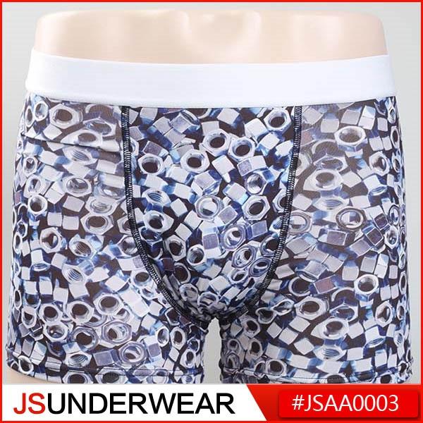 Printing Men's Underwear Men Underwear Boxers Underwear For Men